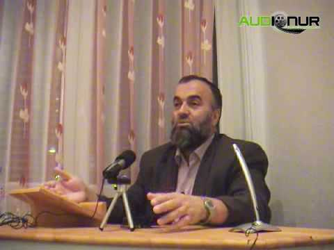 """""""Urdhërat e Allahut"""" - Ligjërues: Mazllam Mazllami (Imam nga Prizreni). Ligjëratë në Zvicër"""