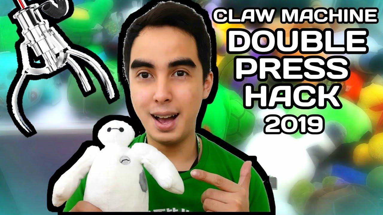Claw Machine Double Press Hack Philippines (2019)