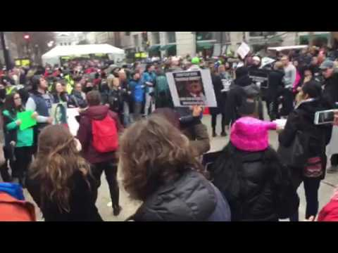 Anarchists threaten inauguration
