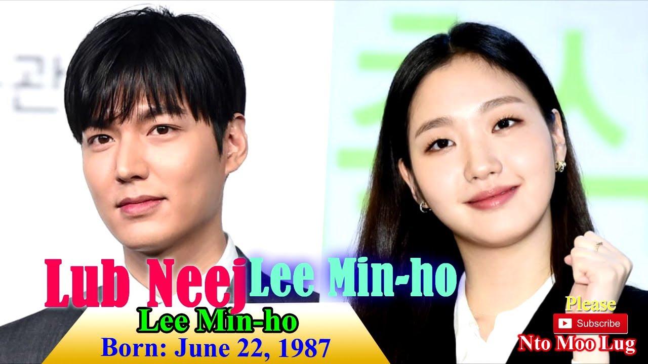 Lee Min-ho Lub Neej | Nto Moo Lug