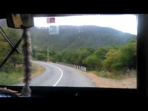 Carretera del parque baconao ,Santiago de cuba