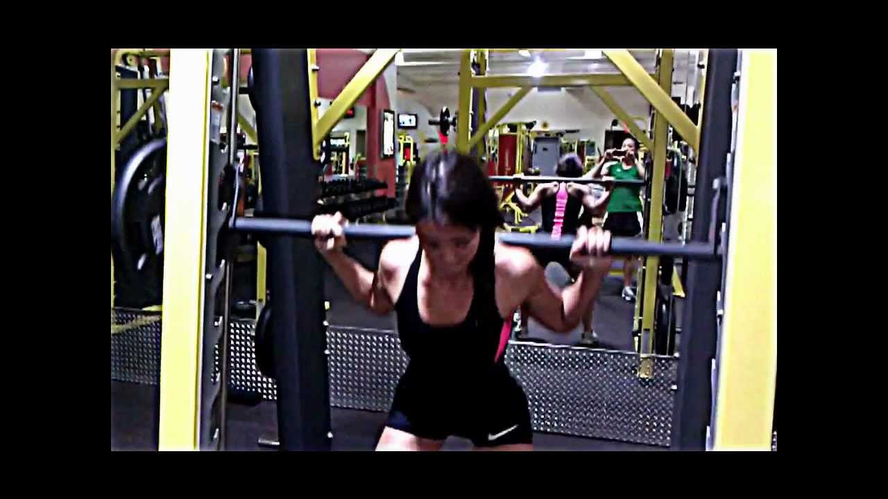 Leg Day with Muscle Gauge Nutrition