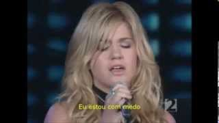 Kelly Clarkson - Because Of You - Tradução.