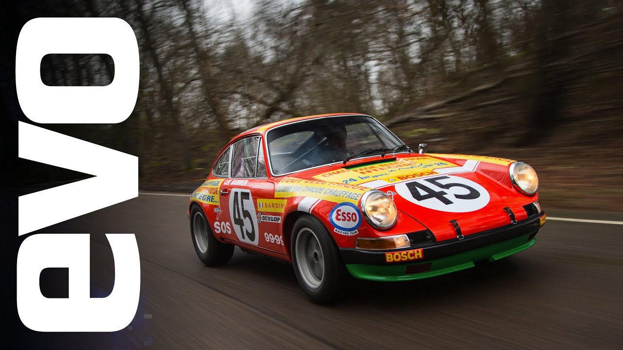 1969 Porsche 911 S Rally Car Inside Evo Youtube