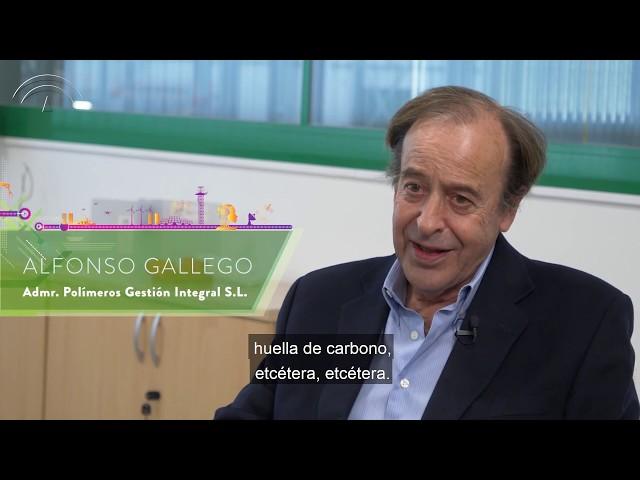 Polímeros Gestión Industrial, S.L. BUENAS PRÁCTICAS #FEDER
