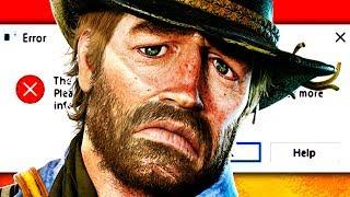 Rockstar Games Dun Goof'd (RDR2 PC VS Rockstar Games Launcher)