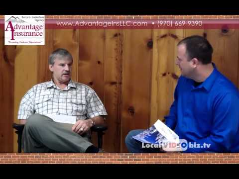 Advantage Insurance, LLC Video Interview with Loca...