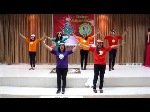 """Lagu Natal Sekolah Minggu """"Disatukan Oleh Yesus"""""""