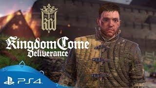 Kingdom Come: Deliverance | Launch Trailer |  PS4