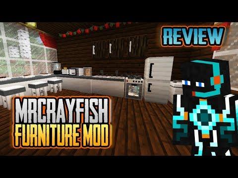 1121 MrCrayfishs Furniture Mod Download Minecraft Forum
