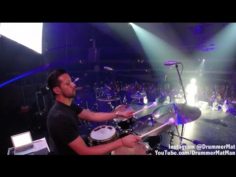 Leroy Sanchez - Hello (Live Adele Cover) (Drum Cam)