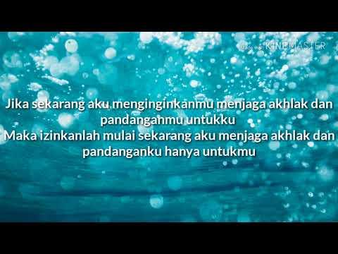 """Untukmu Yang Kunanti"" Song Ana Uhibbuka Fillah By Aci Cahaya"