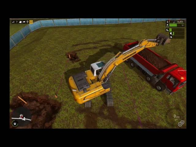 Let's Play Bau-Simulator 2015   Ein Pool für den Bürgermeister   Folge #017