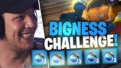 Biggnes Shield Challenge | 3000€ Wette in Fortnite | SpontanaBlack