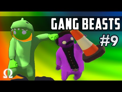 BOXING ROCKY, BOSSY CEO! | Gang Beasts #9 Funny Moments ft. Vanoss, Jiggly, FourZero