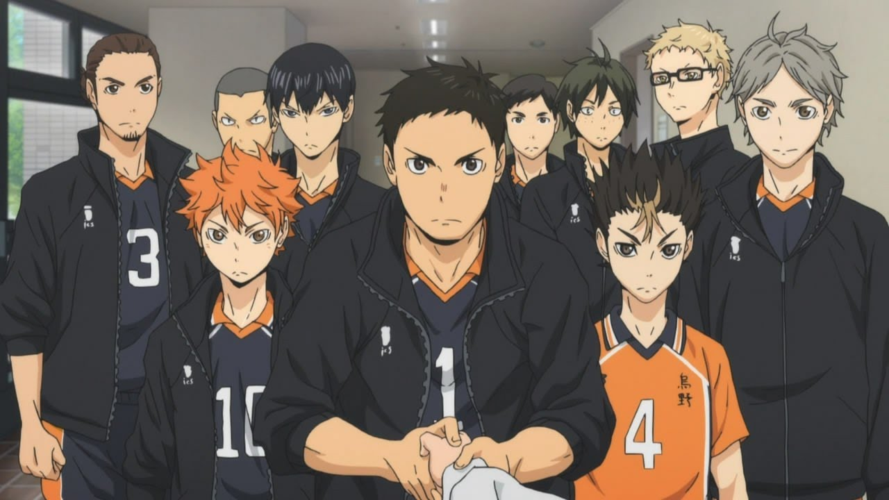 Making A Volleyball Team Youtube