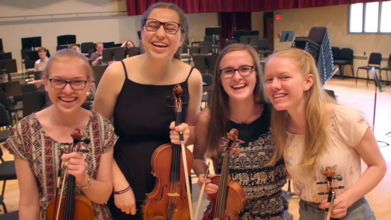 St. Olaf Orchestra - 2019 Tour