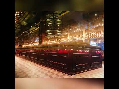 ASIA's Longest Bar, Lord Of The Drinks Opens Today At Kamala Mills, Lower Parel, Mumbai 🥂🍾