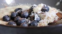 Vegan Keto Porridge