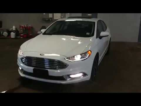 2018 Ford Fusion Hybrid Hybrid SE