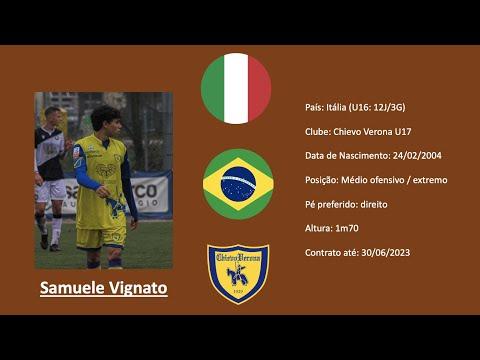 Samuele Vignato (Chievo Verona) 20/21 highlights