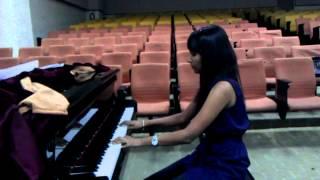 Kanave kanave david piano cover