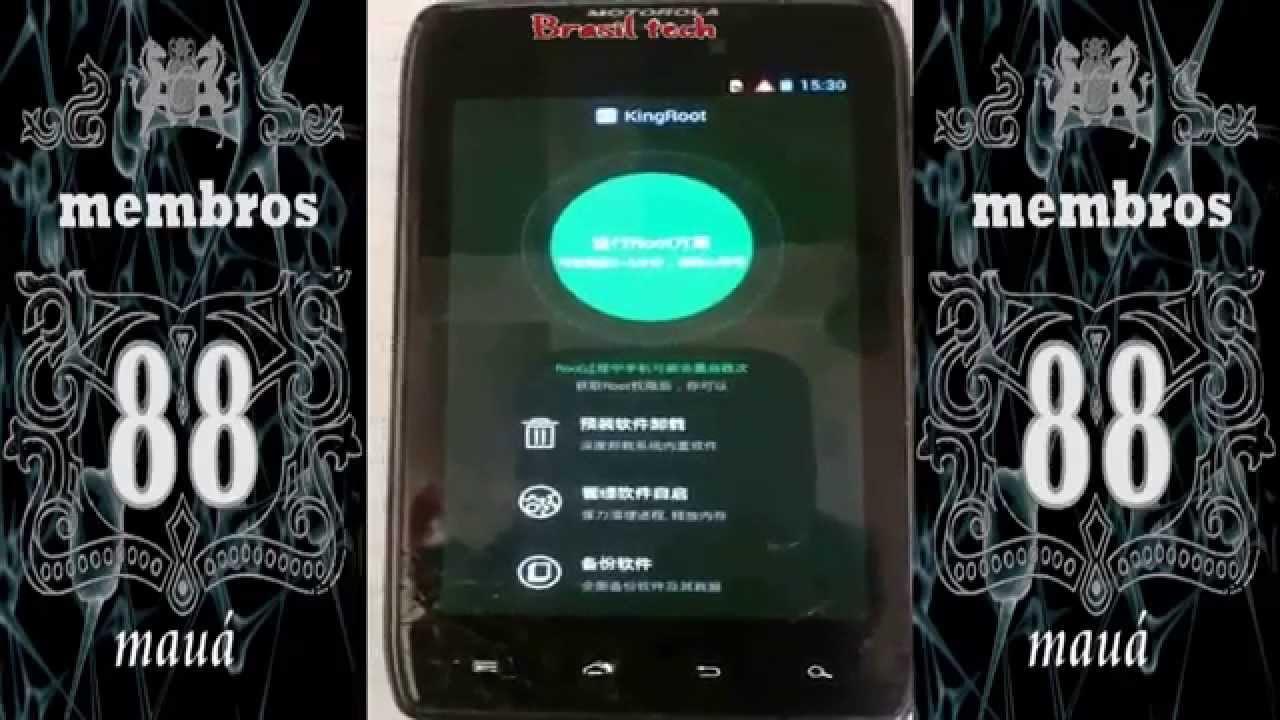 Tutorial - Root Android -- APP Kingroot