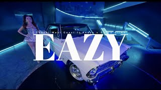 Chanel West Coast - Eazy feat. Anaya Lovenote and Salma Slims (Official Music Video)