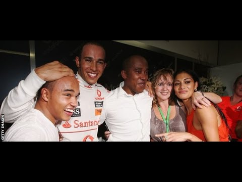 Lewis Hamilton: The man on the brink of a second Formula 1 title