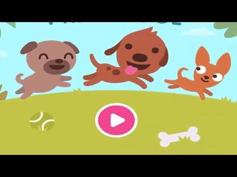 ❤️🌟Guarderia De Perritos ❤️🌟Juegos Y Videos Infantiles