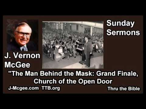 The Man Behind The Mask Grand Finale Church Of The Open Door J