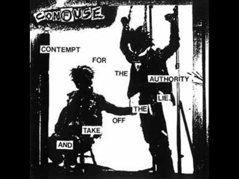 Confuse - Abuse of the State Power