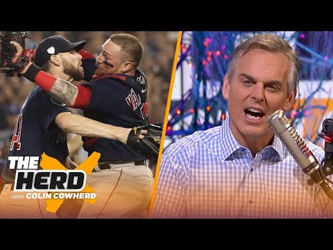 Colin Cowherd: 'The Red Sox are the first great baseball team in two decades' | MLB | THE HERD