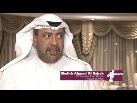 AIBA World Boxing Championships Doha 2015 - Interview Sheikh