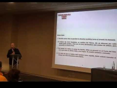 """""""Tecnología Oculta Segunda Guerra Mundial"""" Felipe Botaya en IX Congreso Ciencia y Espíritu"""