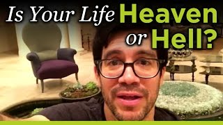 Is Your Life Heaven Or Hell? The Chains Of Habit Of Your Mind With Tai Lopez