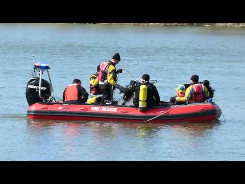 Burleigh County Dive Team