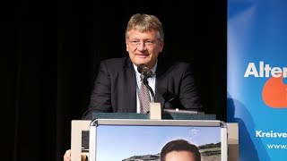 AfD Wahlkampfveranstaltung mit Prof. Dr. Jörg Meuthen - Bürgerhaus Freiburg-Zähringen - 10.09.2017