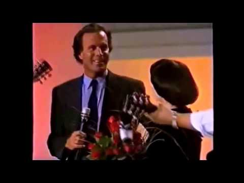 Julio Iglesias and Mireille Mathieu - Solamente Una Vez (1988)