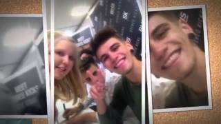 Meeting Stereo Kicks and Only The Young