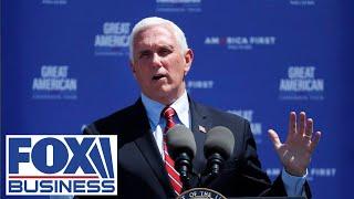Pence leads White House Coronavirus Task Force briefing