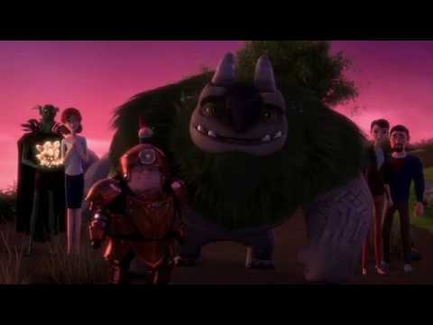 Download RUNNING HEART FIRST, BUT WITH EYES WIDE OPEN (Trollhunters Season 3)