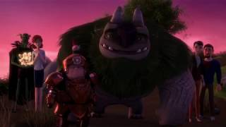 RUNNING HEART FIRST, BUT WITH EYES WIDE OPEN (Trollhunters Season 3)