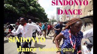 SIDONYO - BOONDOCKS GANG (OFFICIAL  DANCE VIDEO)