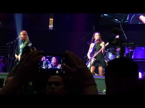 Hazy Shade Of Winter by The Bangles, Honda Center, 1/26/18