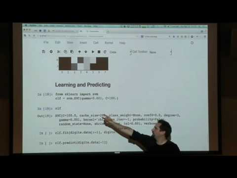 Python+Machine Learning tutorial - Data munging for predictive modeling  with pandas and scikit-learn