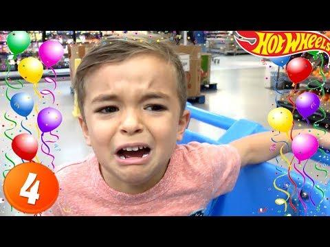 I Don't Want Birthday SPANKINGS!