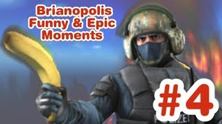 Brianopolis Discord Server Funny & Epic Moments #4 (CS:GO Funny and Epic Moments)