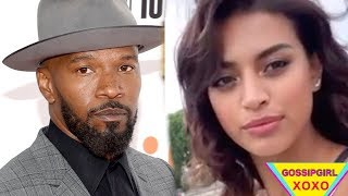 Jamie Foxx alleged 19YR BOO THANG singer, Sela Vave is in tears She wants to go HOME