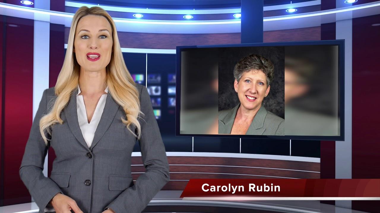 Carolyn Rubin honored member of IAOTP